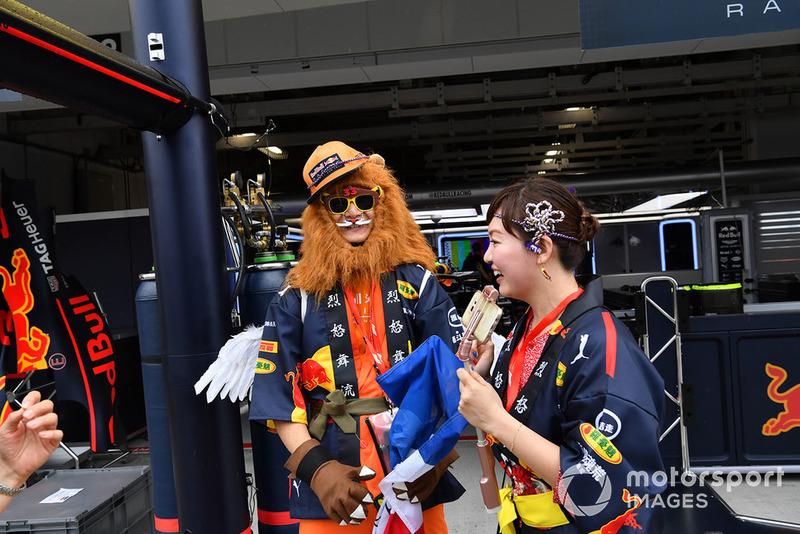 Кто-то создал кимоно Red Bull