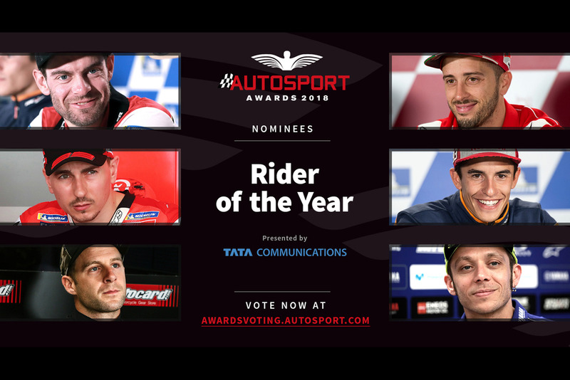 Autosport Awards 2018: Rider of the Year