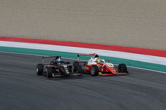 Энцо Фиттипальди, Prema Theodore Racing, и Леонардо Лоранди, Bhaitech