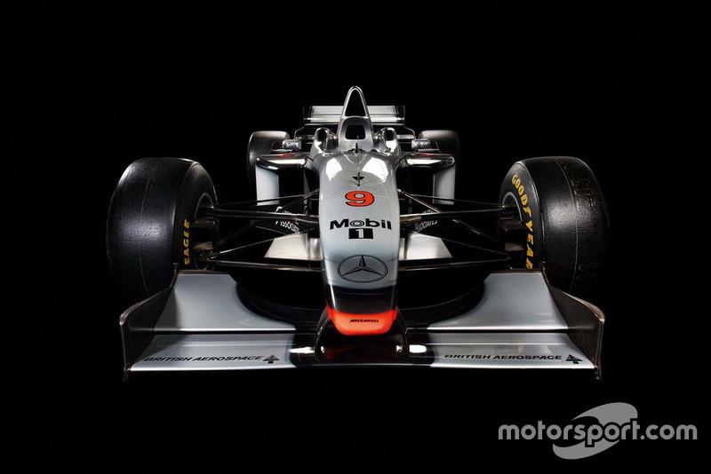 McLaren MP4-12