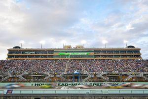Renn-Action auf dem Homestead-Miami Speedway