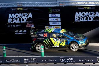 Alessio Salucci, Mitia Dotta, Ford Fiesta
