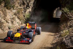 Max Verstappen, Red Bull Racing BR7, in Colorado