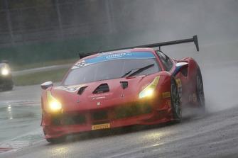 Ferrari 488 #355, Miller Motorsport: Dale Katechis