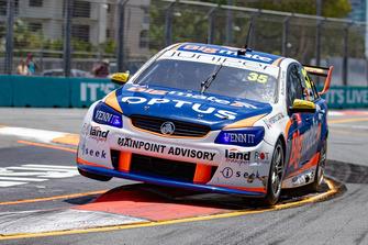 Тодд Хазелвуд, Matt Stone Racing Ford