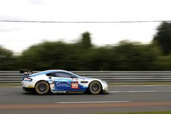 Эндрю Говард, Гэри Хирш, Лайам Гриффин, #99 Aston Martin Racing Aston Martin Vantage