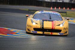 رقم 14 إيه إف كورس فيراري 458 إيطاليا جي تي 3: بيير ماري دي لينير، أدريان دي لينير