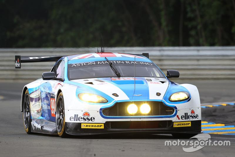 13. LMGTE-Am: #99 Aston Martin Racing, Aston Martin Vantage