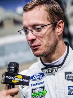 #68 Ford Chip Ganassi Racing Ford GT: Sébastien Bourdais interviewed by Alexander Wurz for Motorspor
