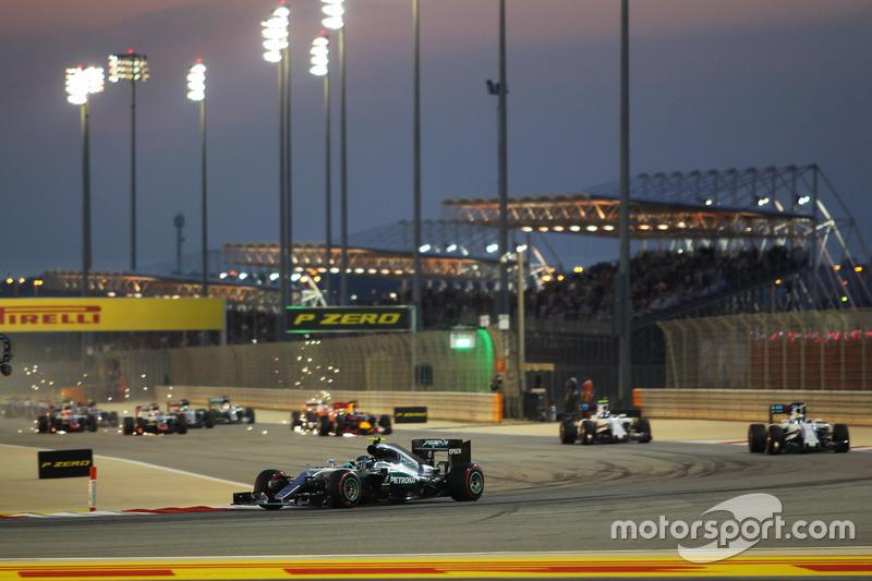 3- GP de Bahrein 2016: 26 años, 9 meses y 14 días