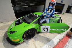 Thomas Biagi, Orange1 Lazarus Team, Lamborghini Huracan GT3
