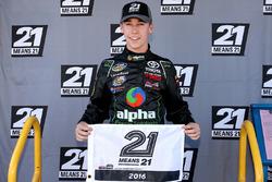 Polesitter Ben Rhodes, ThorSport Racing Toyota