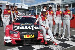 All Audi drivers 2016