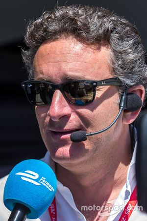 Alejandro Agag CEO de Fórmula E