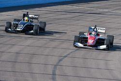 Shelby Blackstock, Andretti Autosport, Zachary Claman DeMelo, Juncos Racing