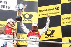 Podium: 3rd Nico Mテシller, Audi Sport Team Abt Sportsline, Audi RS 5 DTM