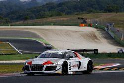 Audi R8LMS-GT3 #58, Audi Sport Italia, Zonzini - Russo
