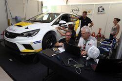 James Nash, Team Craft-Bamboo, SEAT León TCR