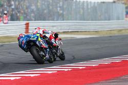 Маверік Віньялес, Team Suzuki Ecstar MotoGP, Андреа Довіціозо, Ducati Team