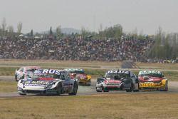 Gabriel Ponce De Leon, Ponce De Leon Competicion Ford, Pedro Gentile, JP Racing Chevrolet, Nicolas B