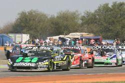 Mauro Giallombardo, Alifraco Sport Ford, Mariano Werner, Werner Competicion Ford, Gaston Mazzacane, Coiro Dole Racing Chevrolet
