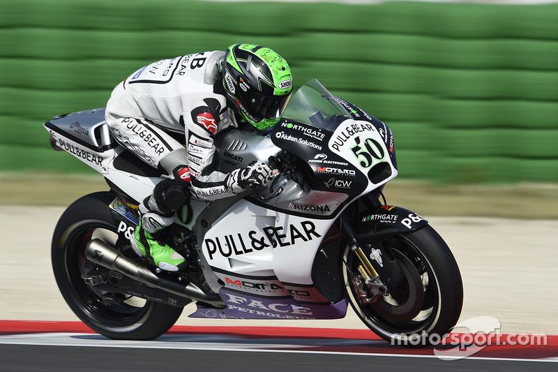 14. Eugene Laverty, Aspar MotoGP Team