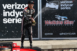 Le 3e Helio Castroneves, Team Penske Chevrolet