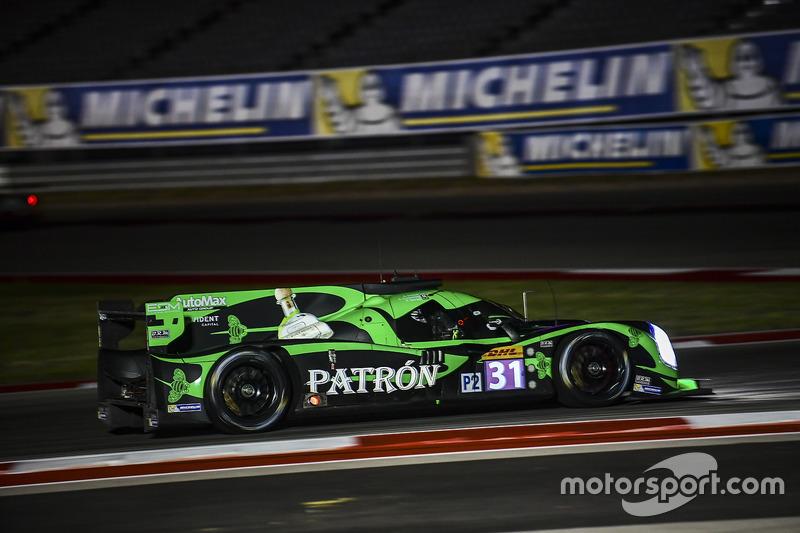 5. LMP2: #31 Extreme Speed Motorsports, Ligier JS P2 - Nissan: Ryan Dalziel, Pipo Derani, Christopher Cumming