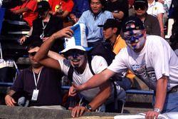 Mika Hakkinen, McLaren taraftarları
