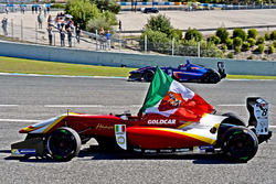 Champion Leonardo Pulcini, Campos Racing
