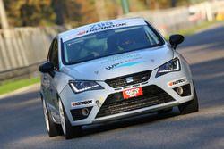 Davide Pigozzi, WP Racing ASD, Seat Ibiza-TCS 1.8