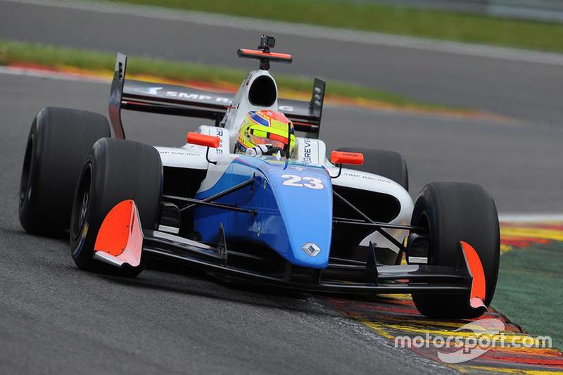 Spa-Francorchamps - Q1