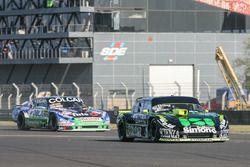Mauro Giallombardo, Stopcar Maquin Parts Racing Ford, Gaston Mazzacane, Coiro Dole Racing Chevrolet