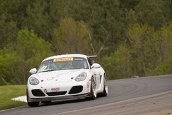 #88 Outlier/Scion Group Porsche Cayman: Kevin Krauss