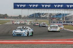 Laureano Campanera, Donto Racing Chevrolet, Emiliano Spataro, Trotta Racing Dodge
