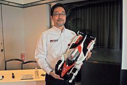村田久武 TOYOTA GAZOO Racing モータースポーツユニット開発部長