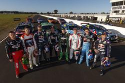 Craig Lowndes, Triple Eight Race Engineering Holden, Jamie Whincup, Triple Eight Race Engineering Ho