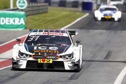 Tom Blomqvist (GBR) BMW Team RBM, BMW M4 DTM. 21.05.2016, DTM Round 2, Spielberg, Austria, Qualifyi