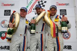 Harald Hennes, Thomas Kappeler, Thomas Gerling, Porsche 991 GT3 Cup