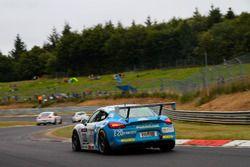 Thomas von Loewis of Menar, Daniel Schellhaas, 'Smudo', Porsche Cayman GT4