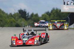 #38 Performance Tech Motorsports, ORECA FLM09: James French, Kyle Marcelli