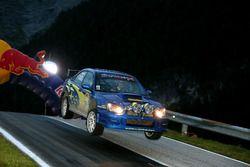 #31 Paolo Bacchella, Masina Palitta, Subaru WRC