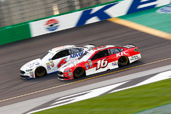 Greg Biffle, Roush Fenway Racing Ford, Trevor Bayne, Roush Fenway Racing Ford