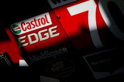 #70 Mazda Motorsports Mazda Prototype detail