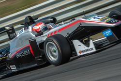 Никита Мазепин, HitechGP Dallara F312 - Mercedes-Benz