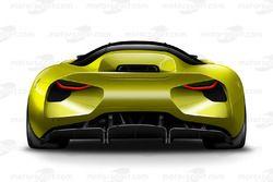 Fantasy NASCAR, design del futuro
