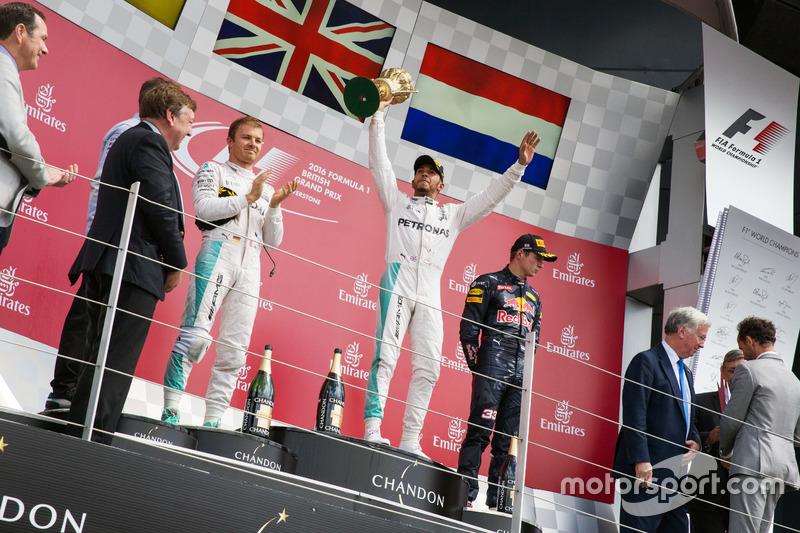 47 (2016) GP de Gran Bretaña Segundo lugar