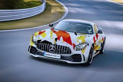 Almanya: Mercedes AMG GT R