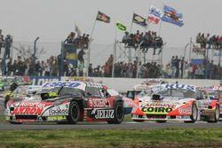 Guillermo Ortelli, JP Racing Chevrolet, Lionel Ugalde, Ugalde Competicion Ford
