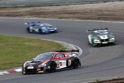 #55 Aust Motorsport, Audi R8 LMS: Xavier Maassen, Markus Pommer